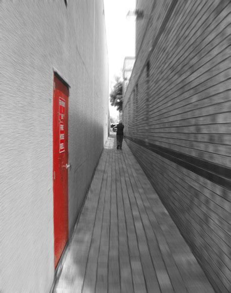 am0003-The Red Door Alley