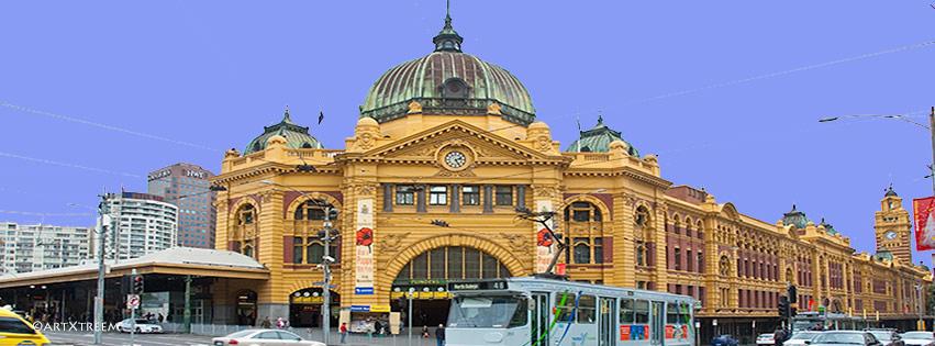 c0031-Flinders Street Station