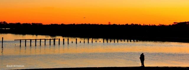 c0018-Sunset Embrace